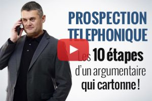 prospection telephonique argumentaire