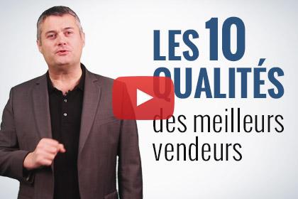 technique de vente 10 qualites meilleurs vendeurs