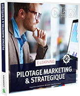 Elearning pilotage marketing strategique